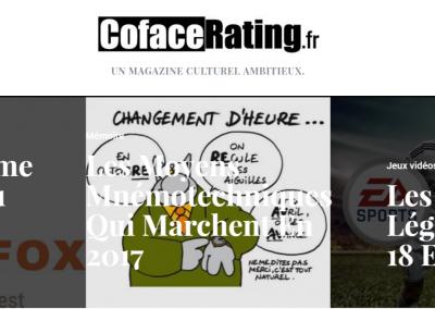 CofaceRating.fr, magazine en ligne